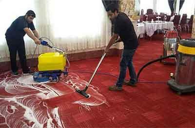 خشکشویی مبلمان و فرش